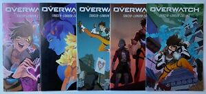 OVERWATCH TRACER LONDON CALLING 1 2 3 4 5 VARIANTS Tamaki Tarr NM 1st prints