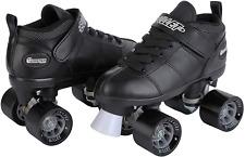 Chicago Skates Men's Bullet Speed Roller Skate Durable Dependable Vinyl Size 12