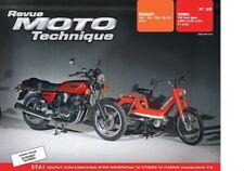 103 104 TSA 750 Revue technique Moto Honda Peugeot bon Etat
