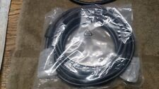 16 Foot / 5 Meter 15 Pin SVGA VGA Monitor Male To Male M/M Cable Cord  Black NIP