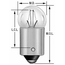 Ignition Light Bulb-Instrument Panel Light Bulb Wagner Lighting BP53