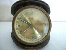 Welby, Calculator, Pendulum, etc. Vintage Clocks & Accessories (#3110)