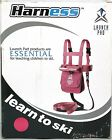 Launch Pad Childs Skiing Harness Learning Teaching Children to Ski Pink