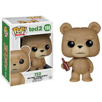 Ted 2 - Ted with Beer Pop! Vinyl Figure NEW Funko