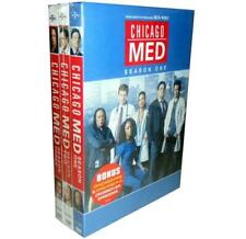 Chicago MED Seasons 1-3 2015 TV Series DVD New Sealed US Seller Awesome Show