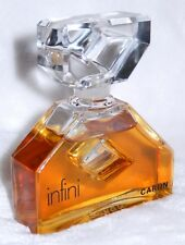 Vintage Caron Infini Parfum Paris Perfume 1 Oz 30ml Made in France 1970's