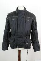 HEIN GERICKE Gore-Tex Black Motorbike Jacket size M
