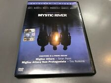 Time of Vintage - DVD Mystic River - Sean Penn EL-A255 Usato