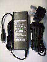 12V 4 pin power supply, mains adapter for Mikomi LCD TV.