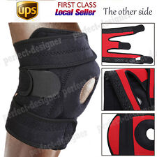 Adjustable Stainless Steel Knee Patella Brace Wrap Cap Stabilizer Support Guard