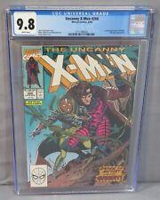 THE UNCANNY X-MEN #266 (Gambit 1st appearance) CGC 9.8 NM/MT Marvel Comics 1990