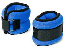 Ironman Aerobic Ankle and Wrist 4kg Weights (pair) Blue