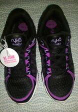 New No Box Ryka women Influence 2.5 Training shoe sz 5M BLK/PLUM **SHIPS FREE