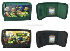 Teenage Ninja Turtle Wallet Set of 2 Boys Girls Wallet Kids Cartoon Coin Purse