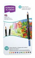 Derwent Academy Colour 12 Pencil Tin