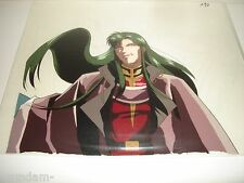 Gundam 0083 Cima Garahau anime production cel  Slayers Naga douga sketch drawing