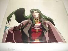 Gundam 0083 Cima Garahau anime production cel  Slayers Naga douga sketch drawing