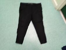 "Next The Legging Jeans Size 22 Leg 30"" Black Faded Ladies Jeans"
