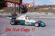 Chris Amon Team Motul BRM P201 Canadian Grand Prix 1974 Photograph 2