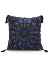 Indian Handmade Mandala Floor Pillow Tapestry Meditation Cushion Cover Square