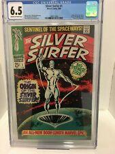 Silver Surfer #1 CGC 6.5