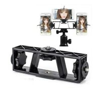 Mobile Phone Multi-camera live tripod bracket platform phone holder Adapter
