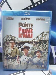 Il Ponte Sul Fiume Kwai (1957)  *Blu Ray** Contenuti Speciali *** ....NUOVO