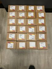 LOT OF 40 SQUARE D HOMELINE HOM115PCAFI 15A PLUG IN ARC-FAULT COMBINATION NEW