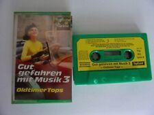Gut Gefahren mit Musik 3  Vintage Cassette Kassette Tape