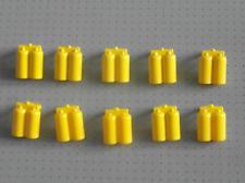 Lego - 10 Yellow Minifig Airtanks (3838)