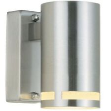 Nordlux Can 28751134 Stainless Steel Down Wall Light