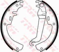 TRW Rear Brake Shoes Set GS8015 - BRAND NEW - GENUINE - 5 YEAR WARRANTY