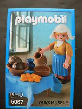 """Playmobil 5067 / MILK MAID / Special Edition / Vermeer """"Milkmaid"""""""