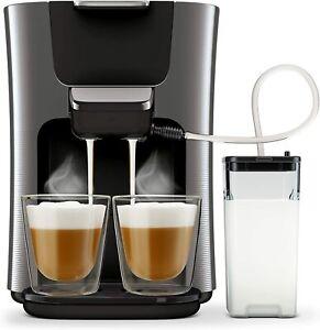 Philips SENSEO Latte Duo Plus Kaffeepadmaschine HD6574/50