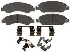 Frt Ceramic Brake Pads  ACDelco Advantage  14D1367CH