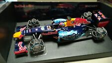 MINICHAMPS 110169933 F1 1/18 RED BULL RB7 MAX VERSTAPPEN DEMONSTRATION KITZBUHEL