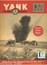 CD File 2 YANK Issues 1943 - USA Edition - Aviation Engineers - ALCAN HYWAY PDF