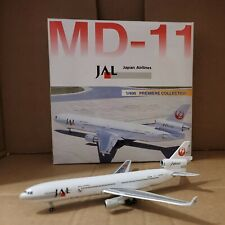Dragon Wings 1:400 Jet Air JBird JAL JA8586 McDonnell Douglas MD-11 Model New