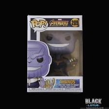 Funko Pop! Thanos Avengers Infinity War Gauntlet Marvel Studios IN STOCK Pop 289