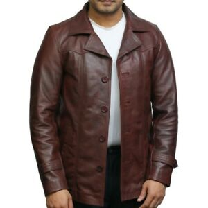 Tailor Made Men's Genuine Lambskin Leather Car Jackets