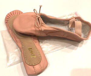 Bloch Dansoft S0205L Child's Ballet Slippers, Pink, Size 8.5B, New