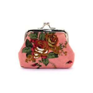 Small Wallet Women Coin Purses Mini Frosted Female Short Wallet Soft Coin Bag#