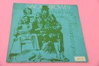 """Nur Abdeckung Savoy Brown 7 """" IN Hard Way To Go Ovp Italy 1969 EX"""