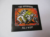 The Offspring - All I want - cd single 2 titres 1997