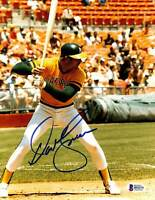 Athletics Dave Kingman Authentic Signed 8x10 Photo Autographed BAS 1