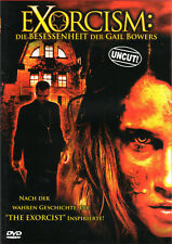 Exorcism , the Possession of Gail Bowers , 100% uncut , new and sealed