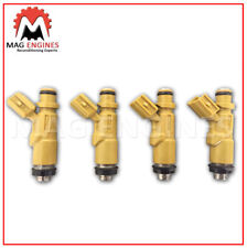 FUEL INJECTORS TOYOTA 2ZZ-GE FOR COROLLA TS LOTUS & CELICA 1.8 LTR PETROL 01-07