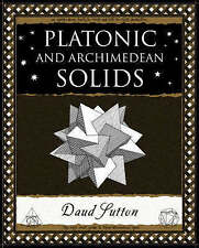 Platonic and Archimedean Solids by Daud Sutton *NEW Paperback*  FREE UK SHIPPING