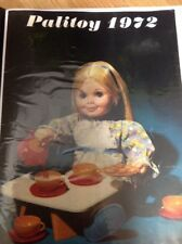 Palitoy 1972 doll catalogue vintage ;  Tiny Tears Tressy Action girl  20PP: