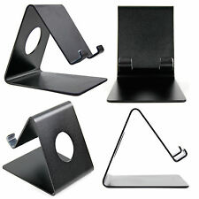 Ultra-Contemporary Metal Stand in Black Aluminium for Wiko Highway Star / Pure